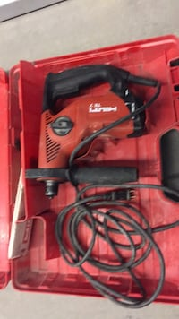 red and black Milwaukee corded power tool Calgary, T2E 4Y5
