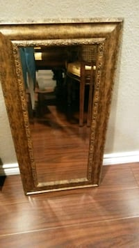 Mirror with frame-Long rectangular  San Angelo, 76905