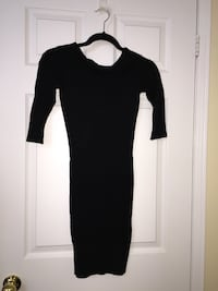 Black 3/4 sleeve dress Toronto, M6K 0A7