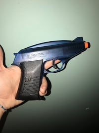Blue and black air soft pistol Wichita, 67209