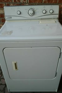 Secheuse frontale maytag blanche
