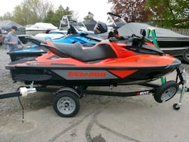 2016 Sea-Doo RXT 300/2018 trailer and so much more crazy deal.