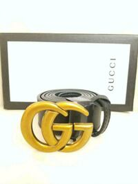 Gucci leather belt  Montreal, H3W 1H1