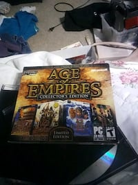 Age of Empires Collectors Edition Limited Edition North Charleston, 29406