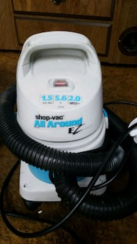 white and blue Shop-Vac vacuum cleaner Spokane, 99208