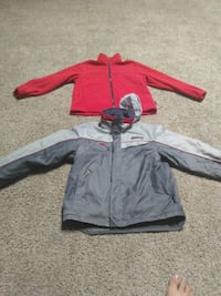 Pacific trail boys size 7/8 jacket Fresno, 93706