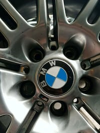 Bmw m series rims for sale. Mississauga, L5M 7B5