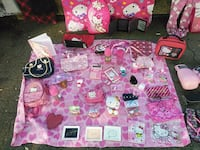 Hello kitty sale happening NOW Vancouver, V6Z 2E8