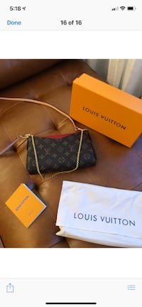 Louis Vuitton bag  Mississauga, L5W