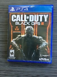 Call of duty black ops 3 great condition Downey, 90242