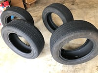vehicle tire set Indian Head, 20640