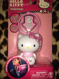 Pink and white hello kitty charmlite  Bellport, 11713