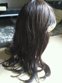 Fresh long haired brown wig. Gothenburg, 416 57