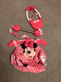 Disney Baby Minnie Mouse Door Jumper Palmview, 78572