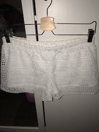Women's white shorts Calgary, T2R 0H7