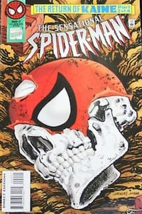 The Sensational Spider-Man Return of Kaine Part 2 of 4 MAR 2