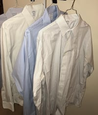 3 Brooks Brother's Button-Down Work Shirts 42 km
