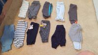 baby's assorted-color clothes lot Youngsville, 70592