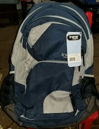 Jansport backpack brand new with tags  blue/grey c St. Louis, 63110