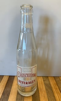 Duncannon Bottle Beverages from Duncannon Pennsylvania. RARE! Hagerstown, 21742