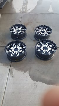 """22"""" fuel rims for a ford super duty"""