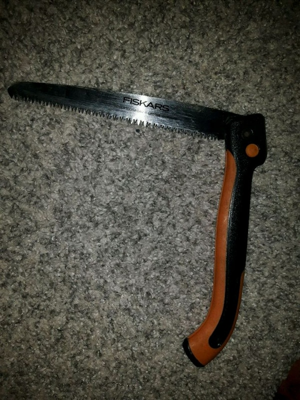 Fiskars power tooth saw