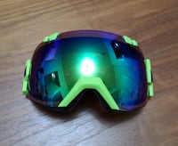 Smith I/OX Ski & Snowboard Goggles - Reactor Tracking with ChromaPop Vancouver, V6A 2W5