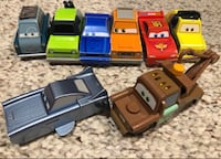 "Wooden ""cars"" figures lots Fairfax, 22033"