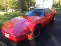 Chevrolet - Corvette - 1989 Danbury