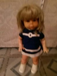 blonde haired doll Grifton, 28530