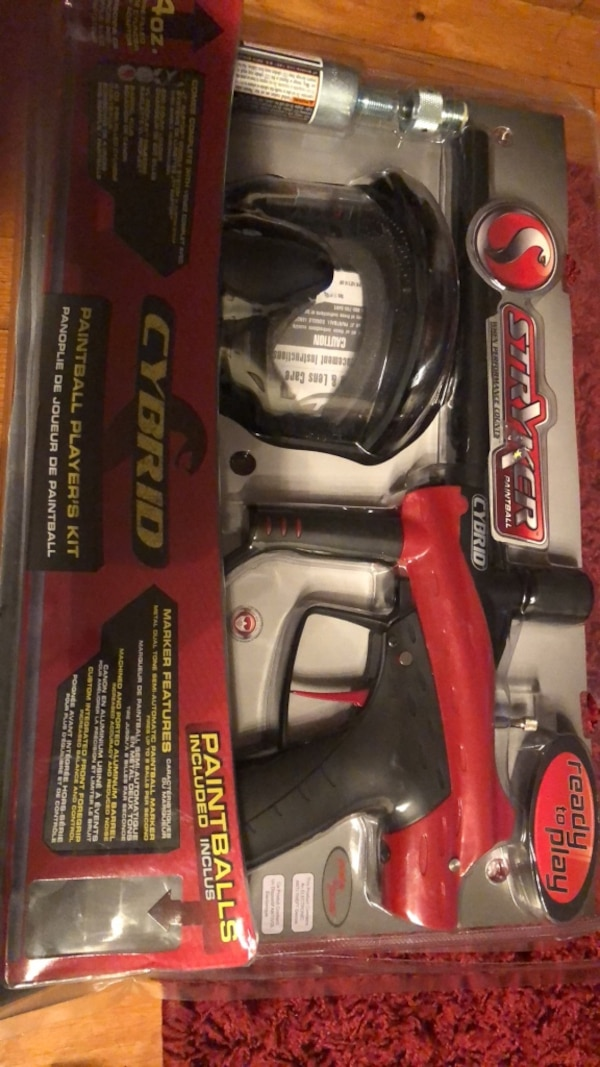 2b98a11bbdc24c Used Paintball kit for sale in East Orange - letgo