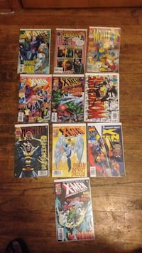 Assorted marvel comic book collection Columbus, 43224