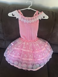 Fluffy princess dress - 3-4Y Charlotte, 28202