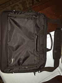 "Dell Professional black Nylon 16"" Laptop carrying bag w/shoulder strap Fairfax, 22030"