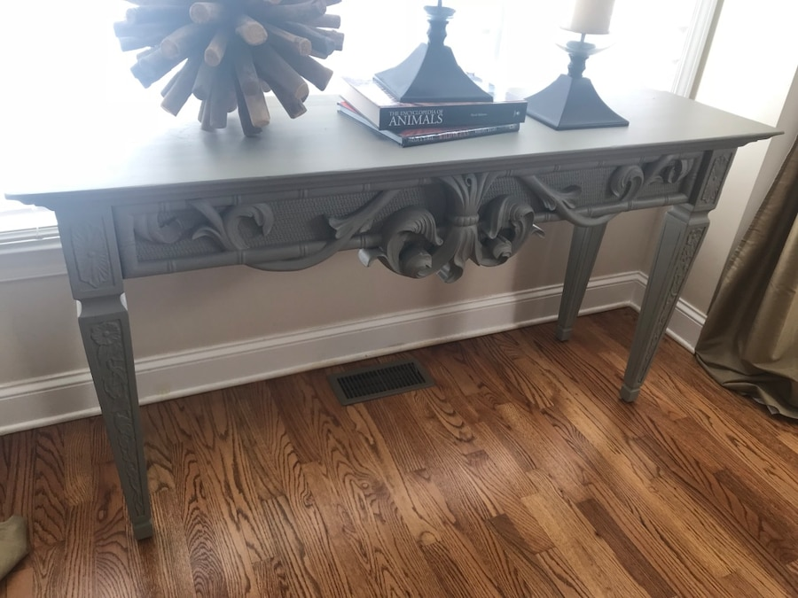 used ethan allen sofa table for sale in alpharetta letgo rh us letgo com