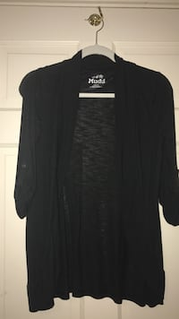 black Mudd cardigan Little Rock, 72207