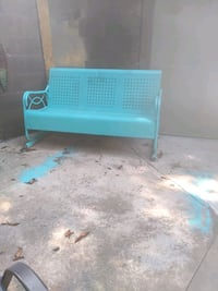 1952 front porch glider swing
