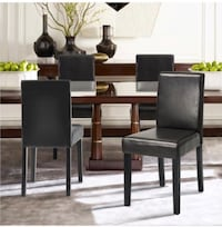 6 New in box chairs (never used) Montréal, H3W 1P7