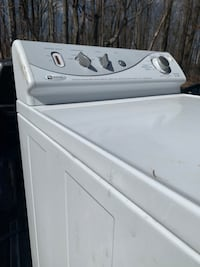 White top load dryer machine District Heights, 20747