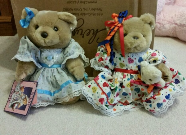 Bearly People Collectable Bears!  5fbea2f3-ef18-4d6c-a364-fb3057b88148