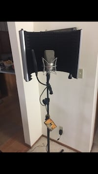Lyxpro Vri-10 reflection filter (microphone)