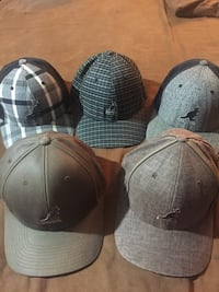 KANGOL FITTED CAPS (LOT OF 5)!!!! SIZE L/XL Nashville, 37211