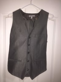 La chateau grey vest and pants Calgary, T3J 5H9