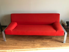 RED SOFA /bed
