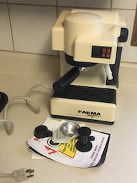 Faema Coffee Machine  Vaughan, L4K