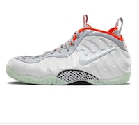 Foamposites:pure platinum  Baltimore, 21220