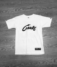 Crooks and castles rascal tee t-shirt