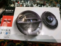 "Sony XSGT1627A 6 1/2"" 2-Way Car Speakers   Toronto"