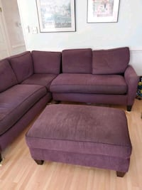 couch plus ottoman  Virginia Beach, 23464