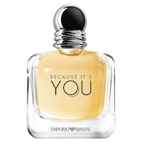 "Nuova fragranza ARMANI ""Because it's you"" Milano, 20154"
